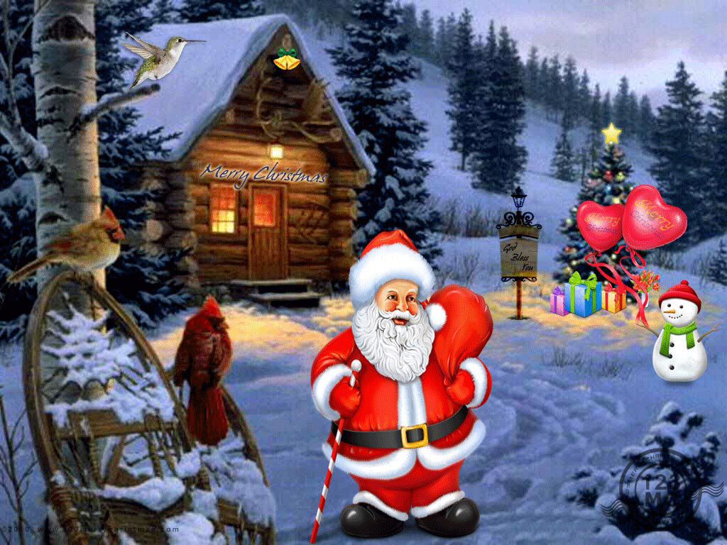 ... pictures, Santa claus reindeer pictures, Real pictures of santa claus