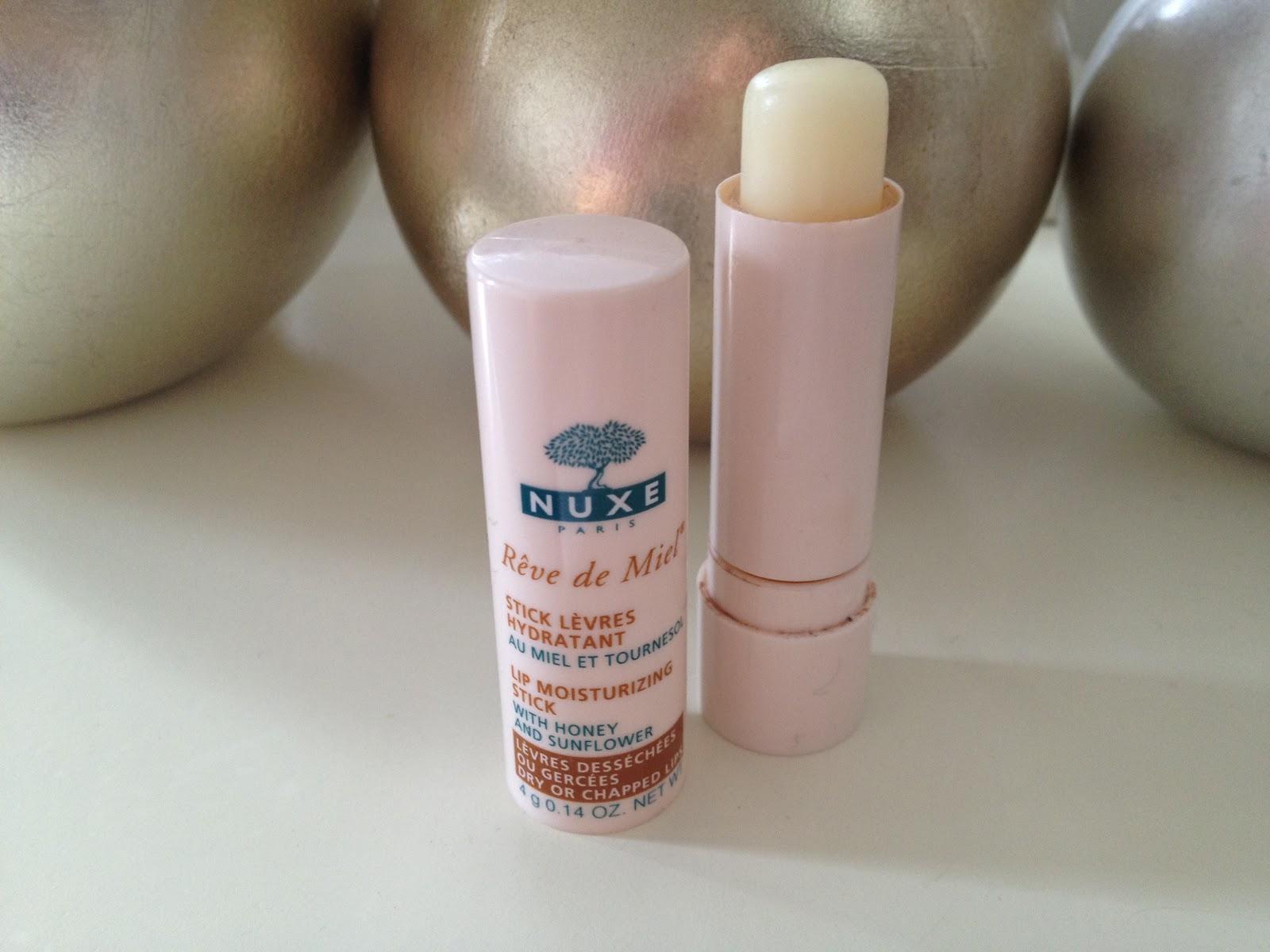 Derniers cosmétiques achetés ? - Page 4 Nuxe+lip+moisturising+stick+honey+sunflower