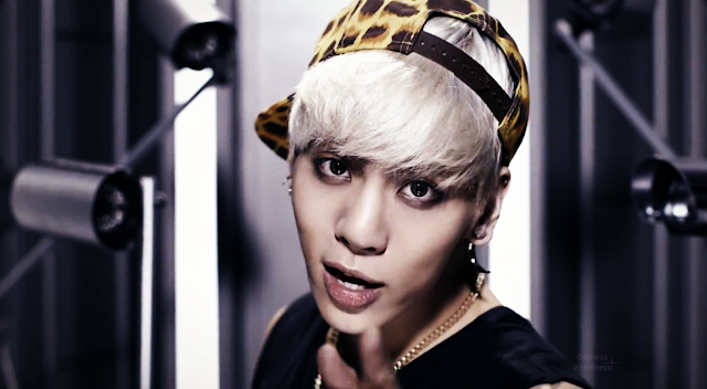 shinee jonghyun breaking news short pv screencap