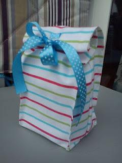 Ekologiczna śniadaniówka- lunch bag.
