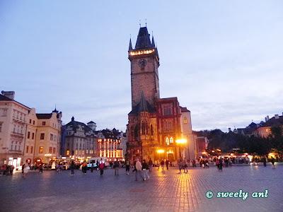 Old town Prag