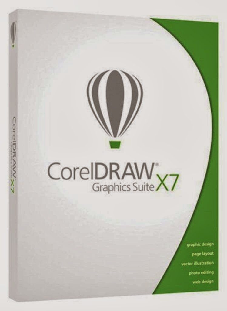 CorelDRAW Graphics Suite X7 – 32 e 64 Bits Torrent + Ativação