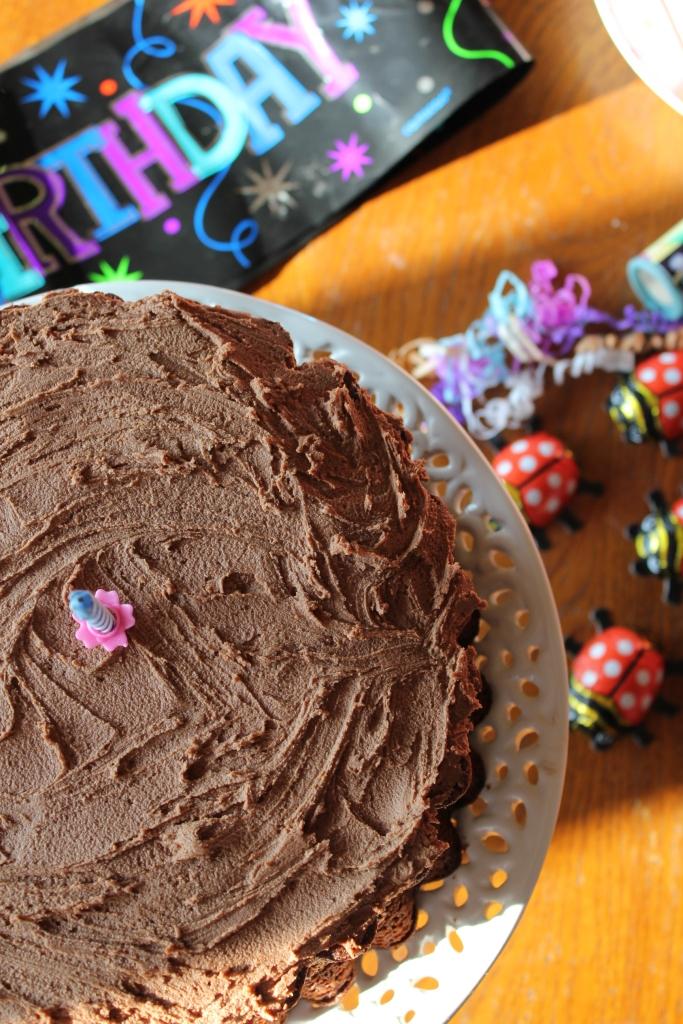 Donal Skehans Naughty Chocolate Fudge Cake Nessas Family Kitchen