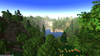 Mythruna landscape sandbox game like Minecraft
