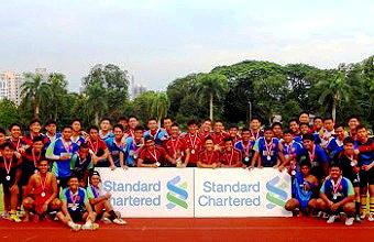 ARFU U20 7s Championship 2014