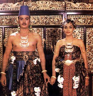 Gambar Baju Busana Adat Yogyakarta