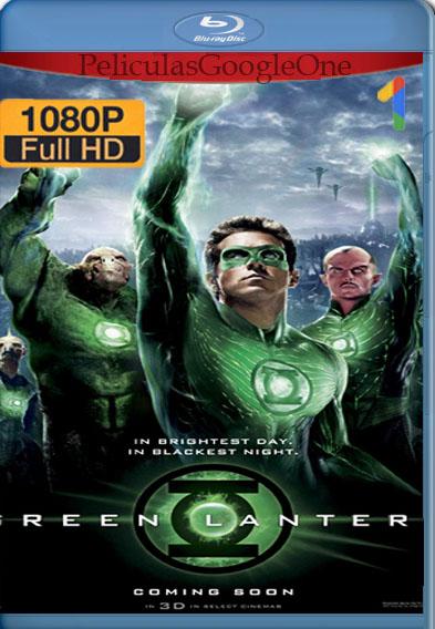 Green Lantern Extended Cut (2011) BRRip [1080p] [Latino] [GoogleDrive]