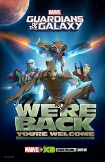 Guardians of the Galaxy Origins – Todas as Temporadas – HD 720p