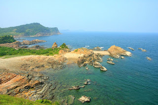 Explore Co To island beauty, Co To island in Quang Ninh