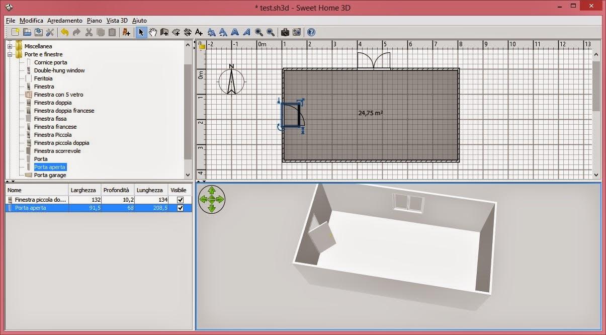Importare modelli ikea in sweet home 3d for Programma arredamento ikea