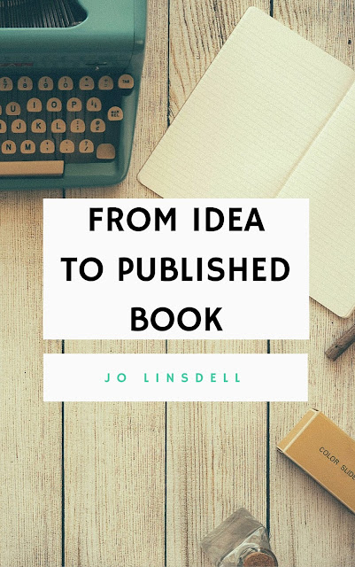 #WIP Update: From Idea to Published Book #AmWriting #WritersLife