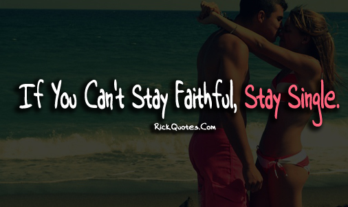 Love Quotes | Stay Faithful