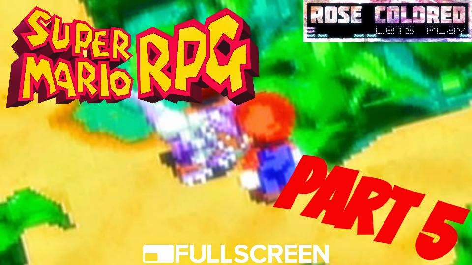 Super Mario RPG was released by Nintendo in 1996 for the Super Nintendo