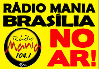 Rádio Mania FM já opera em Brasília