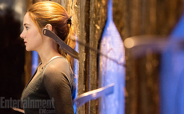 Divergent Tris Official Photo