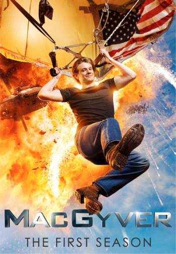 MacGyver 1ª Temporada Torrent - WEB-DL 1080p Dual Áudio