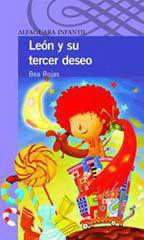 LEON Y SI TERCER DESEO--BEATRIZ ROJAS