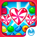 Candy Blast Mania: Valentine Application