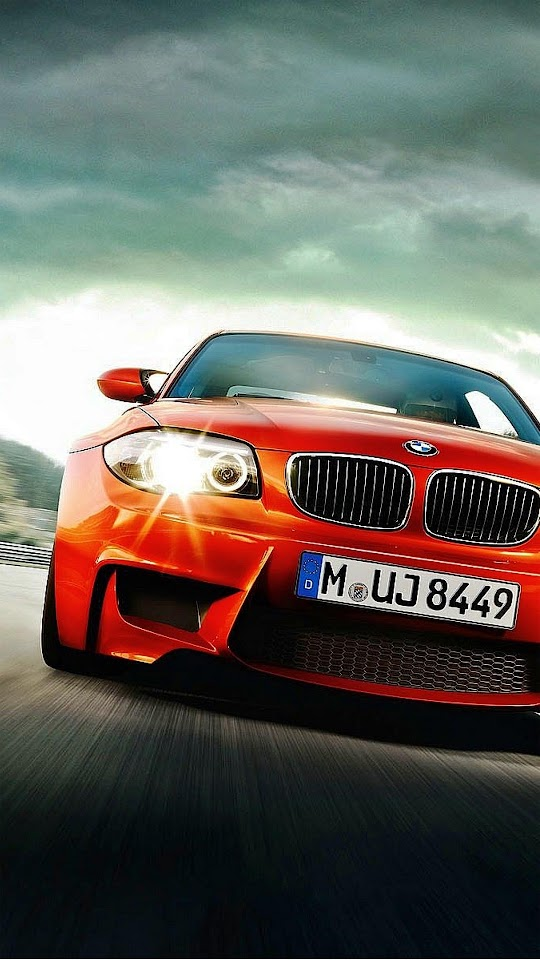 BMW M3 Speed Car  Galaxy Note HD Wallpaper