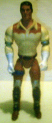 Marshal Bravestarr action figure