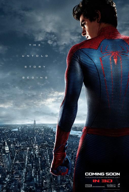 ตัวอย่างหนังใหม่ : The Amazing Spider-Man - 4 minutes Super Preview ซับไทย