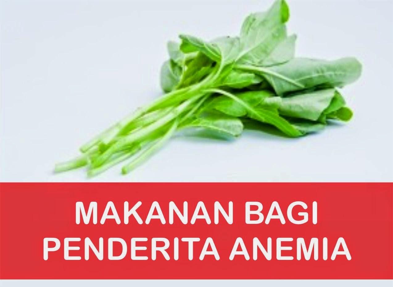 Makanan untuk Penderita Anemia