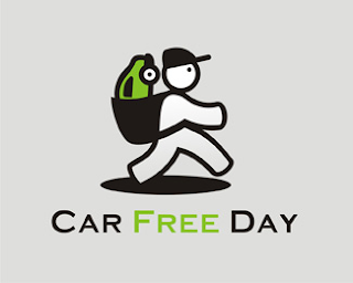 Car Free Day Night di Bandung