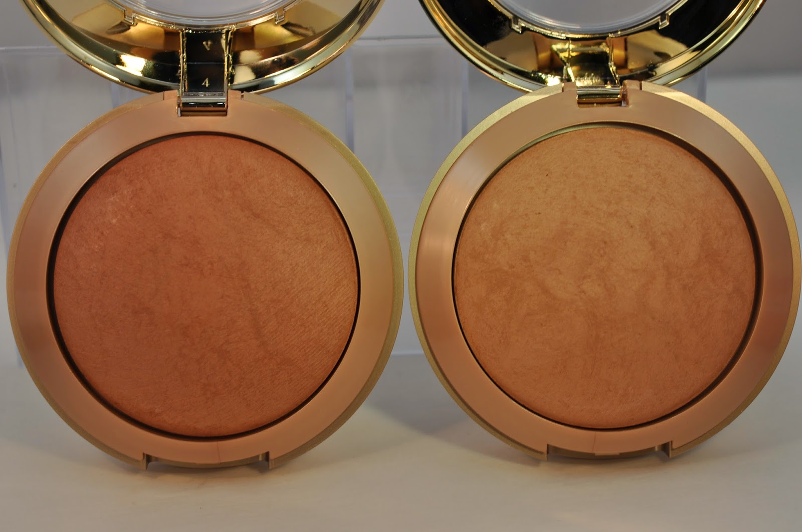 Milani Baked Bronzers in 07 Sienna and 08 Sunset