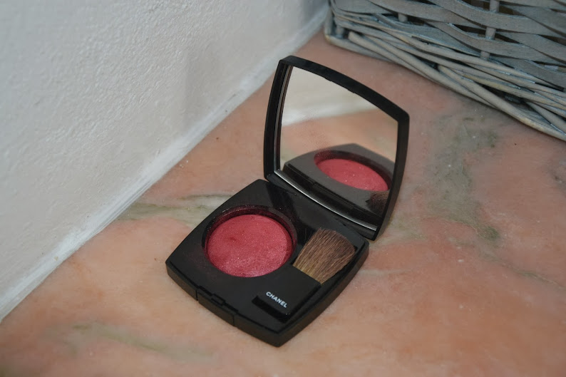 Review: Chanel Powder Blush in Rouge