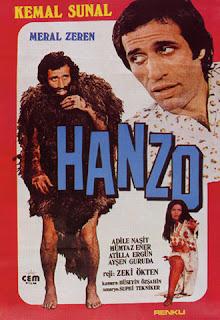 kemal sunal hanzo film posteri