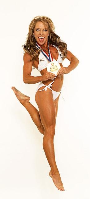 Fitness Competitor - Jen Hendershott