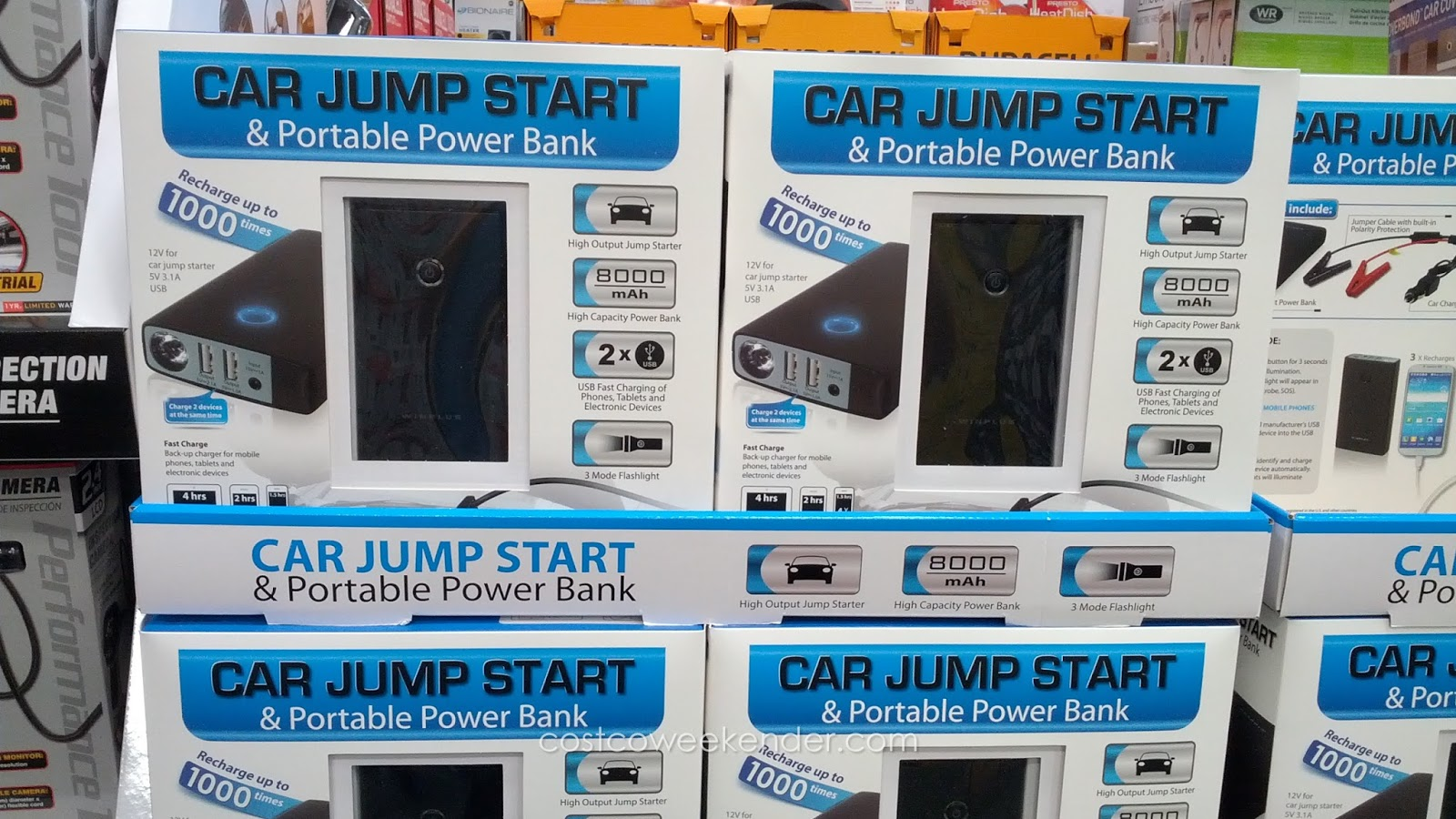 Jump Start At Costco The Garage Journal Board