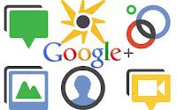 Google +1 Social Network