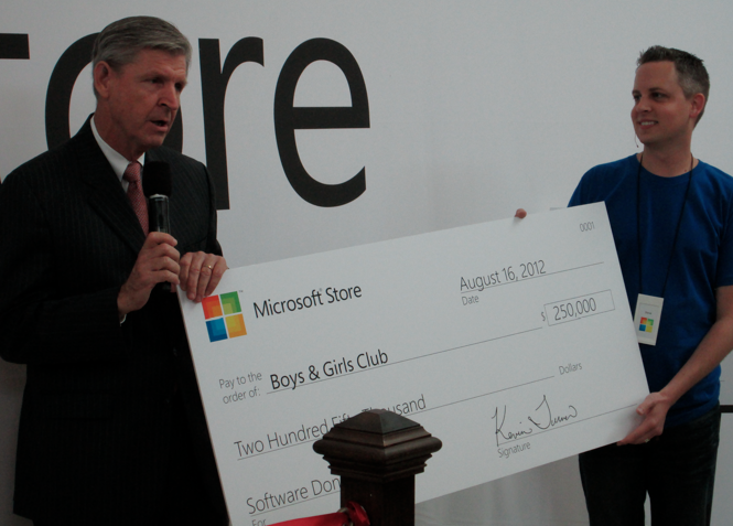 Microsoft Store Grand Opening At The Florida Mall In Orlando