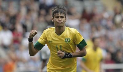 """Neymar: «Representamos a los brasileros que no pudieron ganar el oro"""""""
