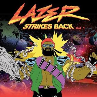 Major Lazer - Lazer Strikes Back Vol. 1