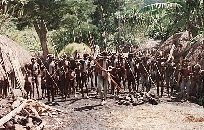 Papua, Suatu Keunikan yang Diasingkan