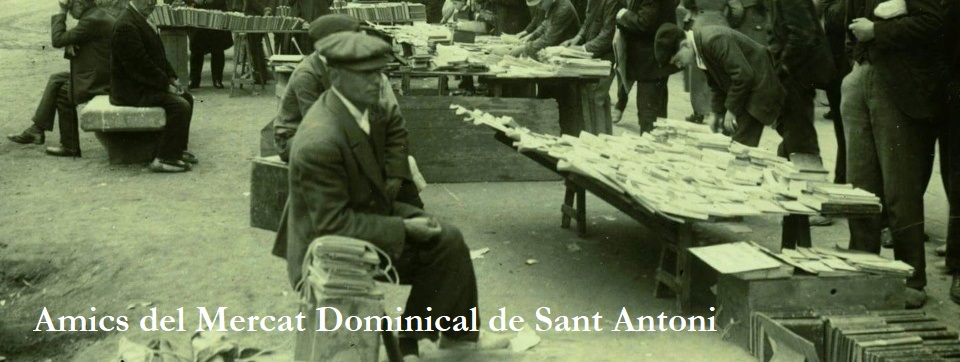 Amics del Mercat Dominical de Sant Antoni