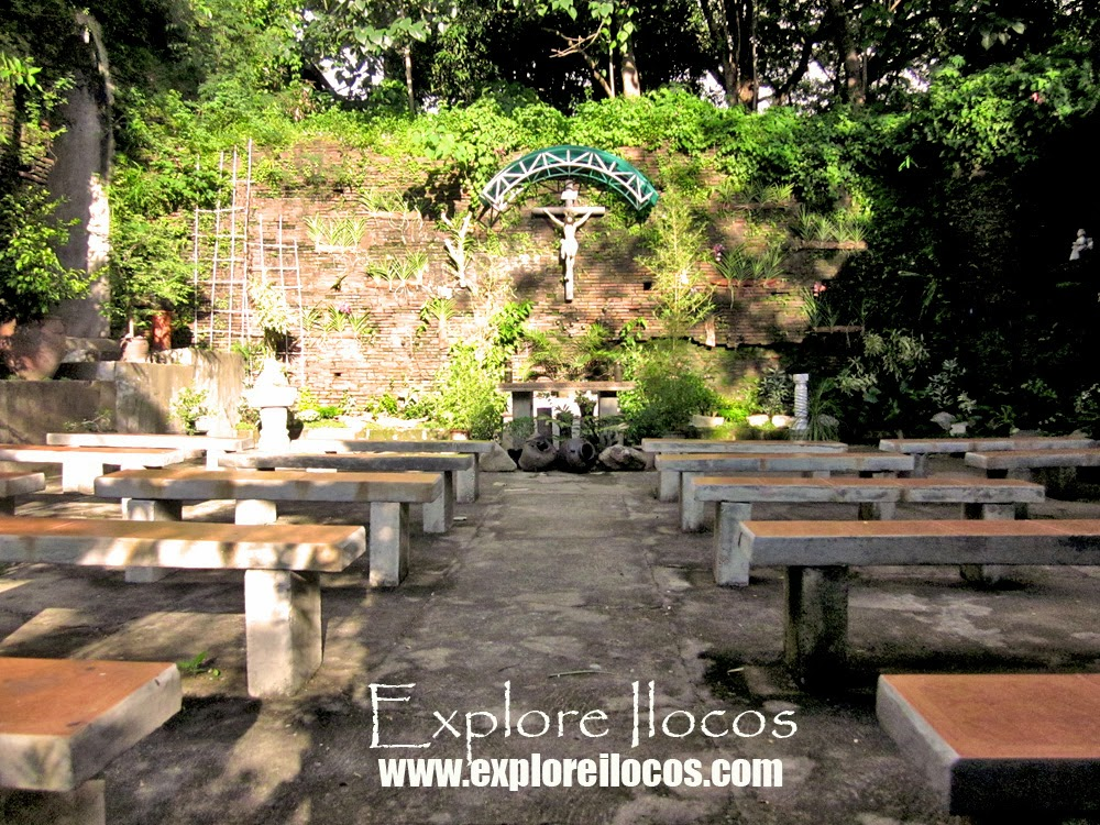 Chapel by the Ruins, Bantay, Ilocos Sur