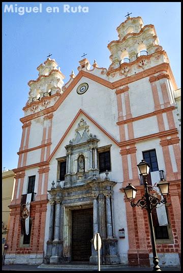Iglesia-Del-Carmen-Cádiz