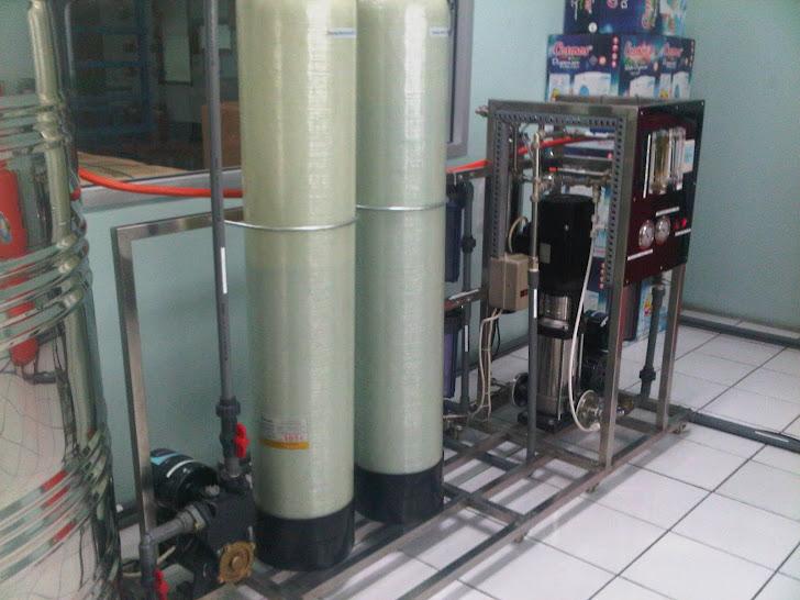 unit produksi mesin RO