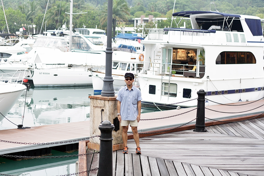 DELUXSHIONIST LUXURY TRAVEL TO SINGAPORE - MEN'S FASHION AND LIFESTYLE BLOGGER INDONESIA