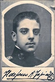 Alférez Ildefonso Ruiz-Tapiador Guadalupe