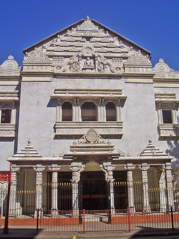 Leicester Jain Temple.