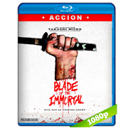 La espada del inmortal (2017) Full HD 1080p Audio Dual Latino-Japones