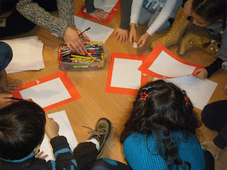 workshop sui Manga per bambini in Feltrinelli (Mestre)