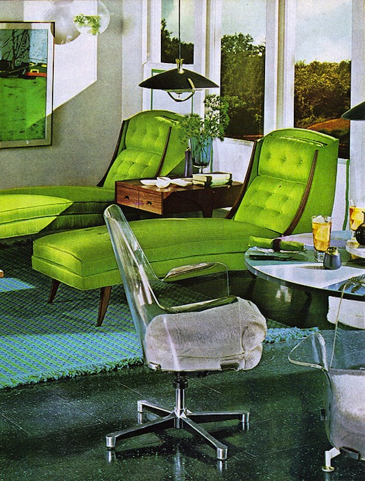 1970s Decor To Die For