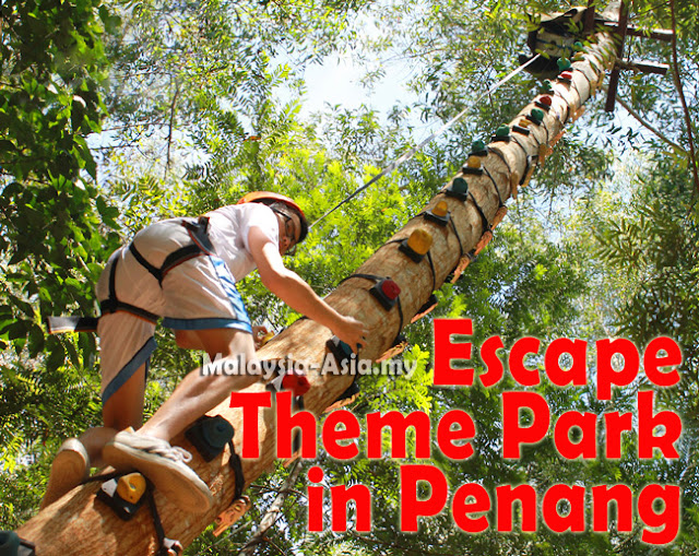 Escape Theme Park in Penang