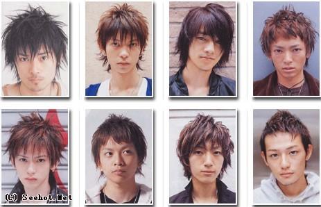 Penteados estilo asiático