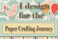 Proud Member of Design Team for  Paper Crafting Journey.